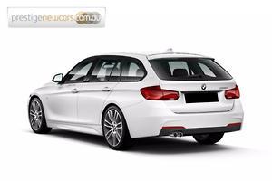 2018 BMW 320i M Sport F31 LCI Auto