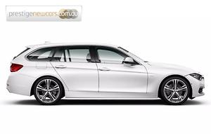 2019 BMW 330i Luxury Line F31 LCI Auto
