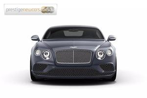 2017 Bentley Continental GT V8 Auto 4x4 MY17