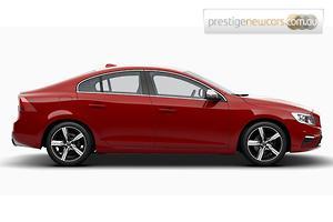 2018 Volvo S60 T5 R-Design Auto MY18