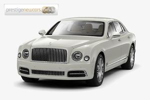 2019 Bentley Mulsanne Auto MY20