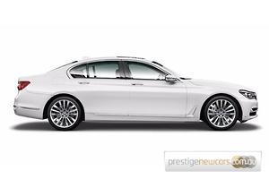 2018 BMW 750i G11 Auto