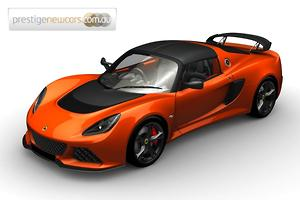 2018 Lotus Exige Sport 350 Manual MY18