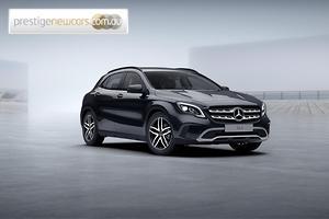 2019 Mercedes-Benz GLA180 Auto