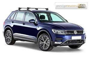 2017 Volkswagen Tiguan 110TDI Adventure 5N Auto 4MOTION MY18