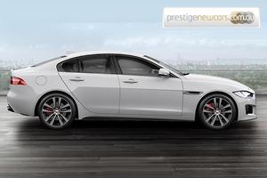2018 Jaguar XE S Auto MY19