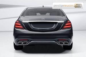 2019 Mercedes-Benz S63 AMG L Auto