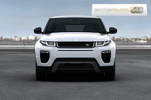 2018 Land Rover Range Rover Evoque Si4 HSE Dynamic Auto 4x4 MY19