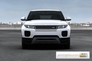 2018 Land Rover Range Rover Evoque TD4 150 Pure Auto 4x4 MY18