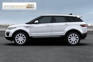 2018 Land Rover Range Rover Evoque TD4 180 HSE Auto 4x4 MY18