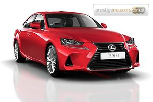 2018 Lexus IS300 Sports Luxury Auto