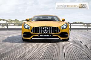 2019 Mercedes-Benz AMG GT C Auto