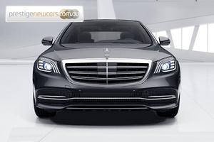 2018 Mercedes-Benz S560 L Auto