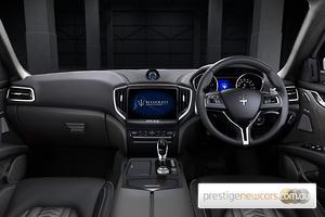 2018 Maserati Ghibli S GranLusso Auto MY18