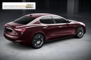 2018 Maserati Ghibli S Auto MY18