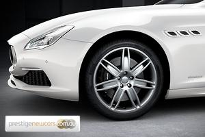 2019 Maserati Quattroporte GranLusso Auto MY19