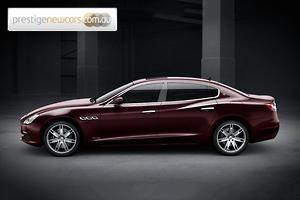 2019 Maserati Quattroporte GTS GranLusso Auto MY19