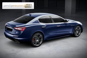 2018 Maserati Ghibli D GranSport Auto MY18