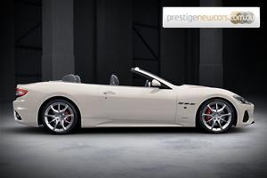 2019 Maserati GranCabrio Sport Auto MY19