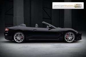 2019 Maserati GranCabrio MC Auto MY19
