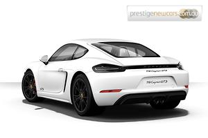 2018 Porsche 718 Cayman GTS 982 Manual MY18
