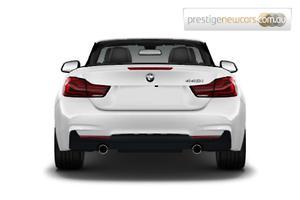 2019 BMW 440i F33 LCI Auto