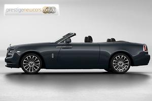 2018 Rolls-Royce Dawn Auto MY18
