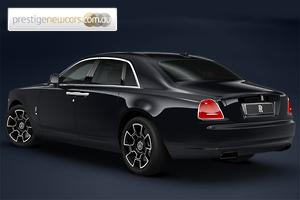 2018 Rolls-Royce Ghost Black Badge 664S Series II Auto MY18