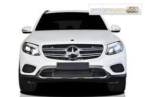 2019 Mercedes-Benz GLC250 d Auto 4MATIC