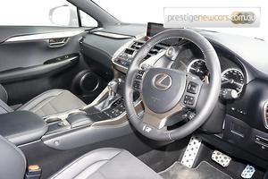 2019 Lexus NX NX300 F Sport Auto 2WD