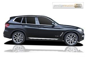 2019 BMW X3 xDrive30i G01 Auto 4x4