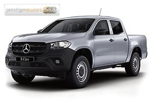 2019 Mercedes-Benz X-Class X220d Pure Manual 2WD Dual Cab