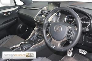 2019 Lexus NX NX300 F Sport Auto AWD