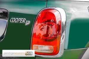2019 MINI Countryman Cooper D Auto