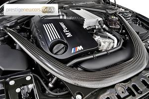 2018 BMW M3 Competition F80 LCI Manual