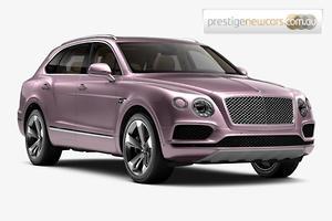 2018 Bentley Bentayga Auto AWD MY19