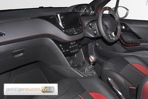 2018 Peugeot 208 GTi Manual MY18