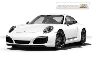 2018 Porsche 911 Carrera T 991 Manual MY19