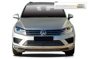2018 Volkswagen Touareg 150TDI 7P Auto 4MOTION MY18