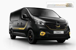 2018 Renault Trafic Formula Edition SWB Manual