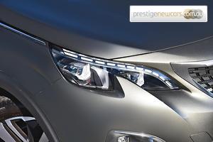 2018 Peugeot 3008 GT Auto MY18