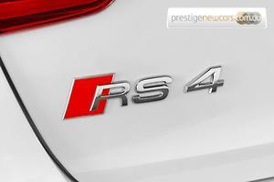 2018 Audi RS4 Auto quattro MY18