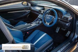 2018 Lexus RC RC F 10th Anniversary Auto