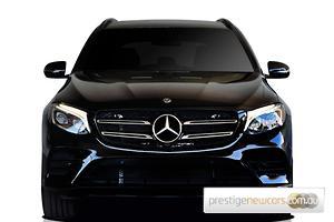 2019 Mercedes-Benz GLC350 d Auto 4MATIC