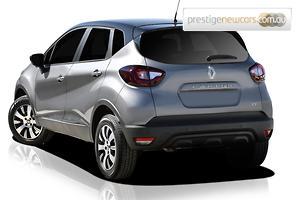 2018 Renault Captur Zen Auto