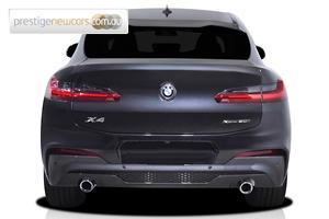 2018 BMW X4 xDrive20i M Sport G02 Auto 4x4