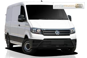 2019 Volkswagen Crafter 35 TDI410 SY1 Medium Wheelbase Manual MY19