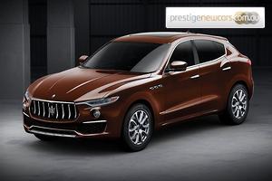 2019 Maserati Levante S GranLusso Auto MY19