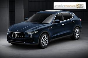 2019 Maserati Levante S Auto MY19