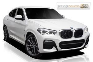 2018 BMW X4 xDrive20d M Sport G02 Auto 4x4